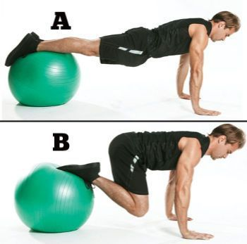 11 most effective ab workout routines for men at home