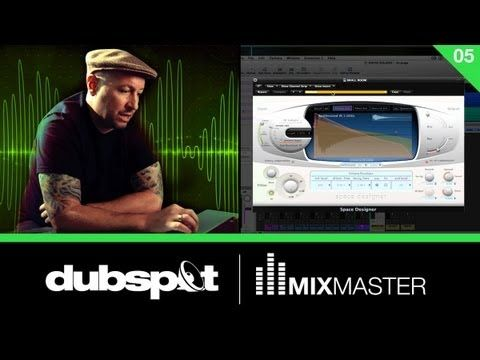Logic Pro (Mixing & Mastering Tutorial 5): Reverb and EQ w