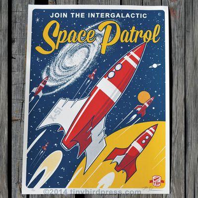 """""""Space Patrol"""""""