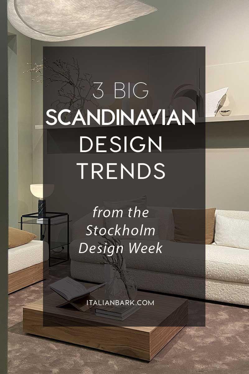 Interior Trends 3 Latest Scandinavian Design Trends 2020 In 2020 Design Trends Interior Trend Scandinavian Design