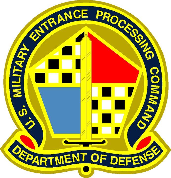 DOD U.S. Military Entrance Processing Command Military