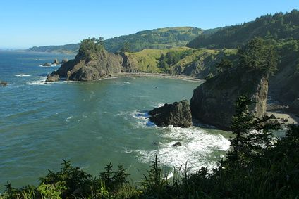 Oregon Coast State Parks and RV Camping