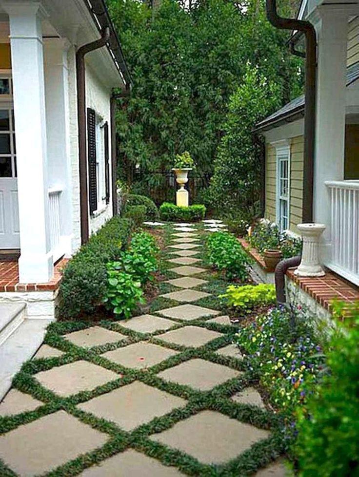 Photo of 22 Top Garden Path Design-Ideen (18) – Home / Decor / Diy / Design