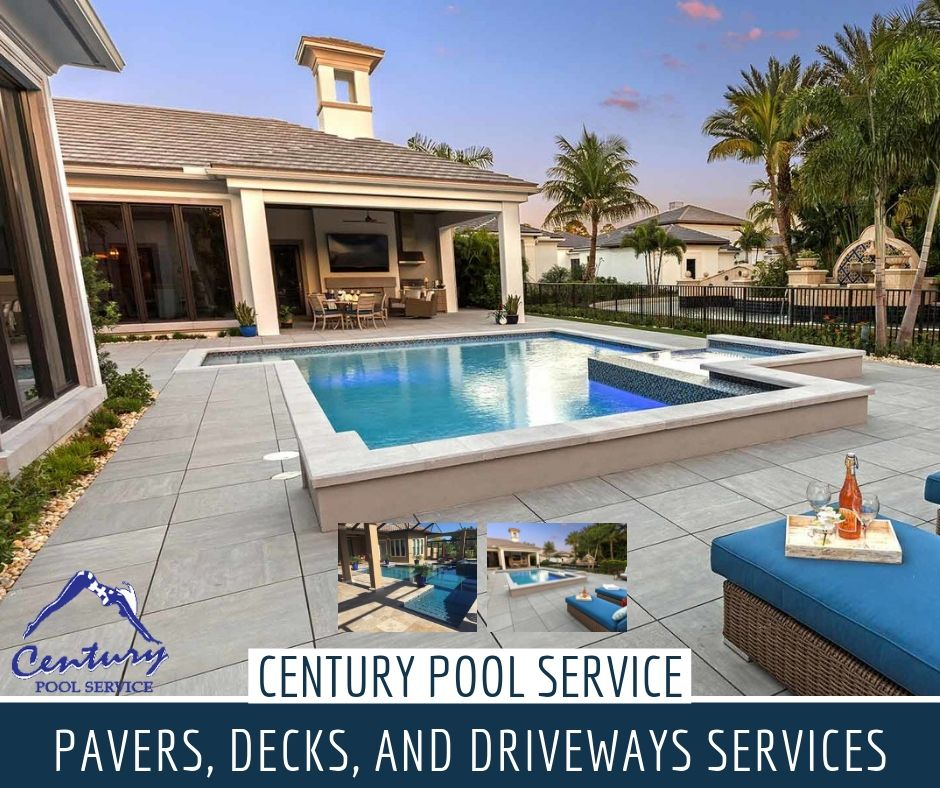 Pool Deck Pavers Palm Beach, Boynton Beach