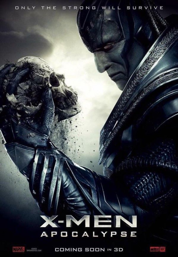 New Poster for X-MEN: APOCALYPSE