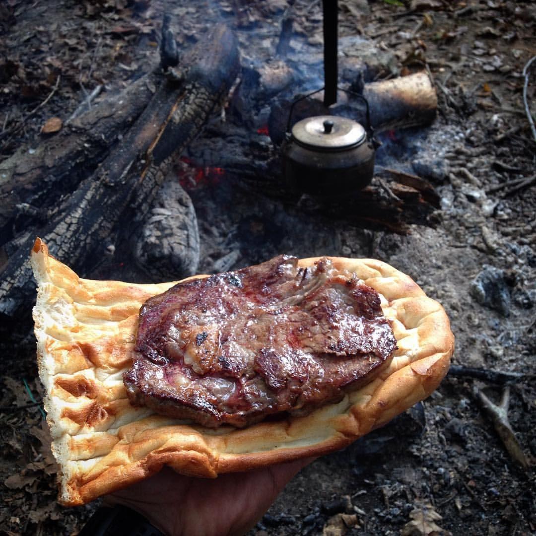 Bushcraft Turkey — #food #instafood #delicious #tasty