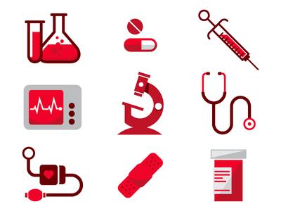 Medical Icons Medical Icon Medical Symbols Medical Design
