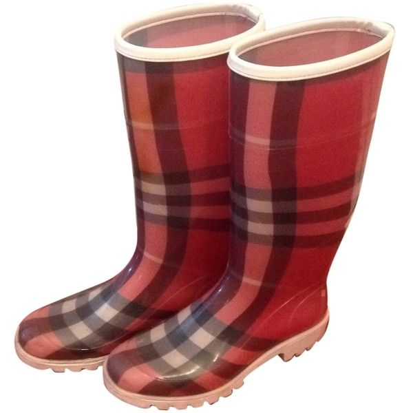 Pre-owned - Wellington boots Burberry msgmYR8