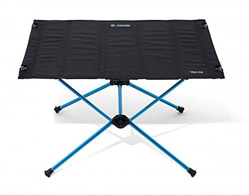 Helinox Table One Collapsable Portable Outdoor Camping Table Black HTABLE