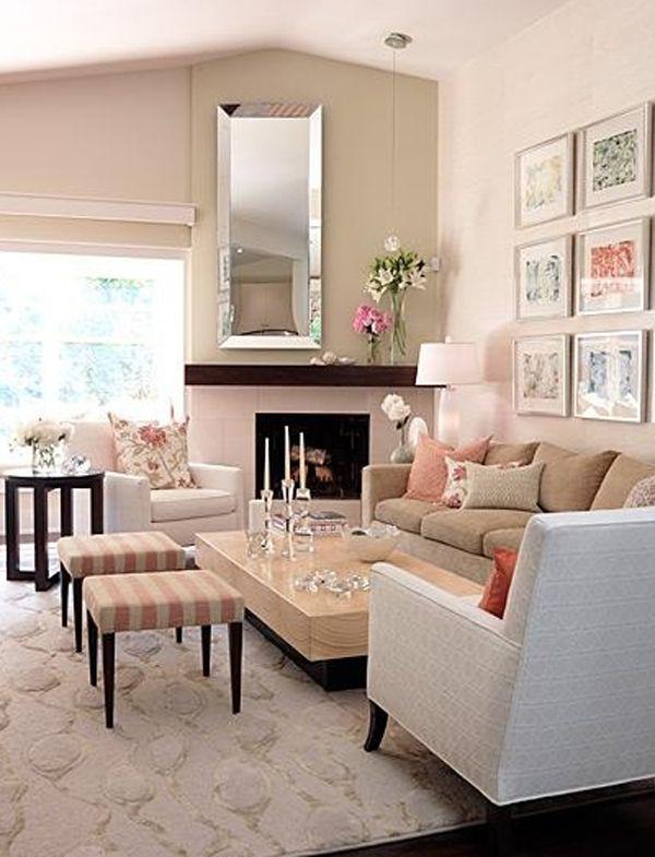 Sarah Richardson Design   Sarahu0027s House 2   Living Room Tone On Tone Example