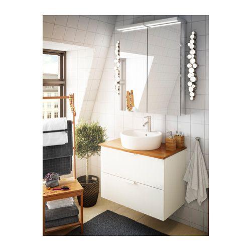 Tolken Countertop Bamboo 32 1 4x19 1 4 Badezimmer Renovieren