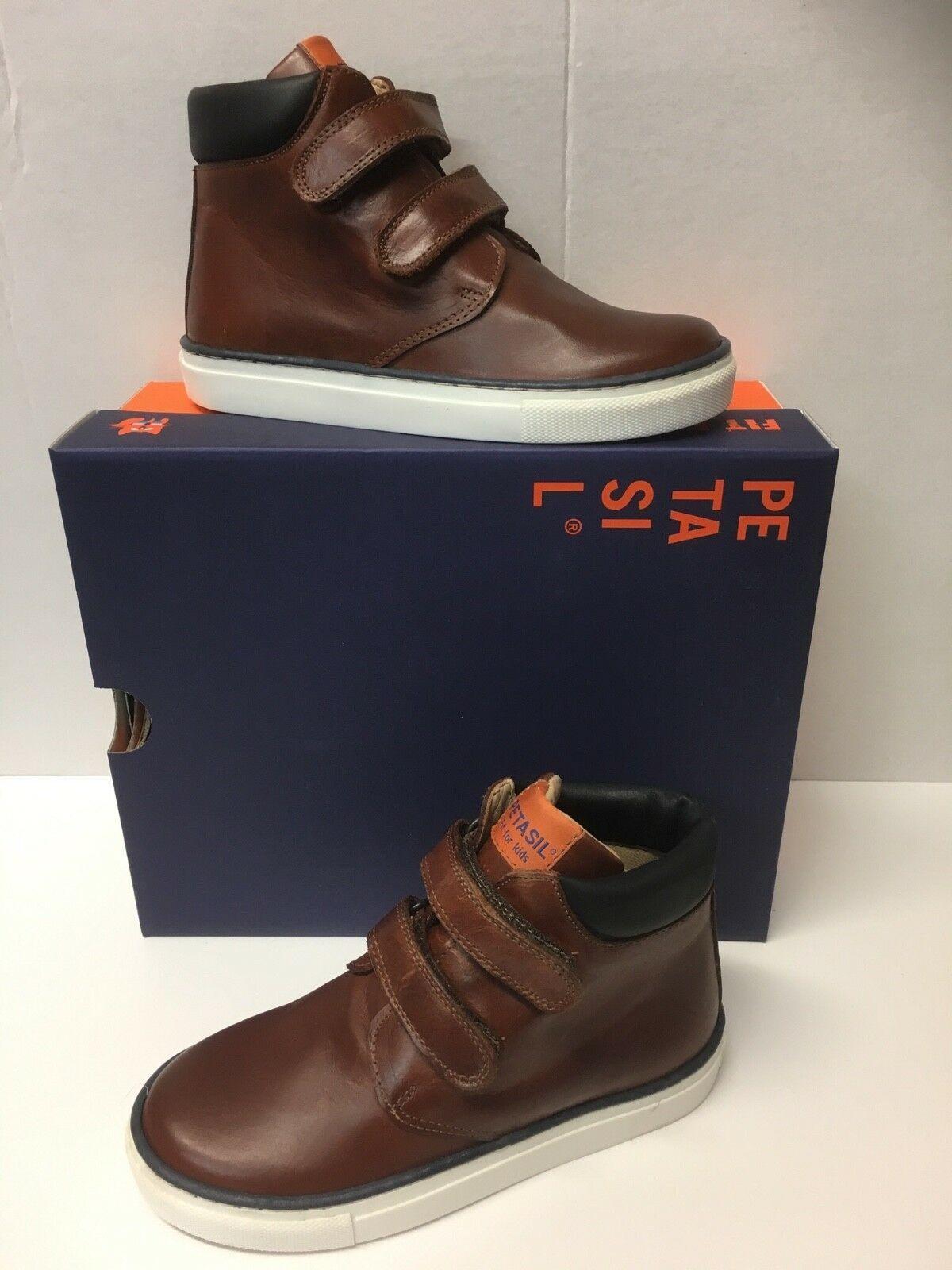 Petasil Martin School Shoe