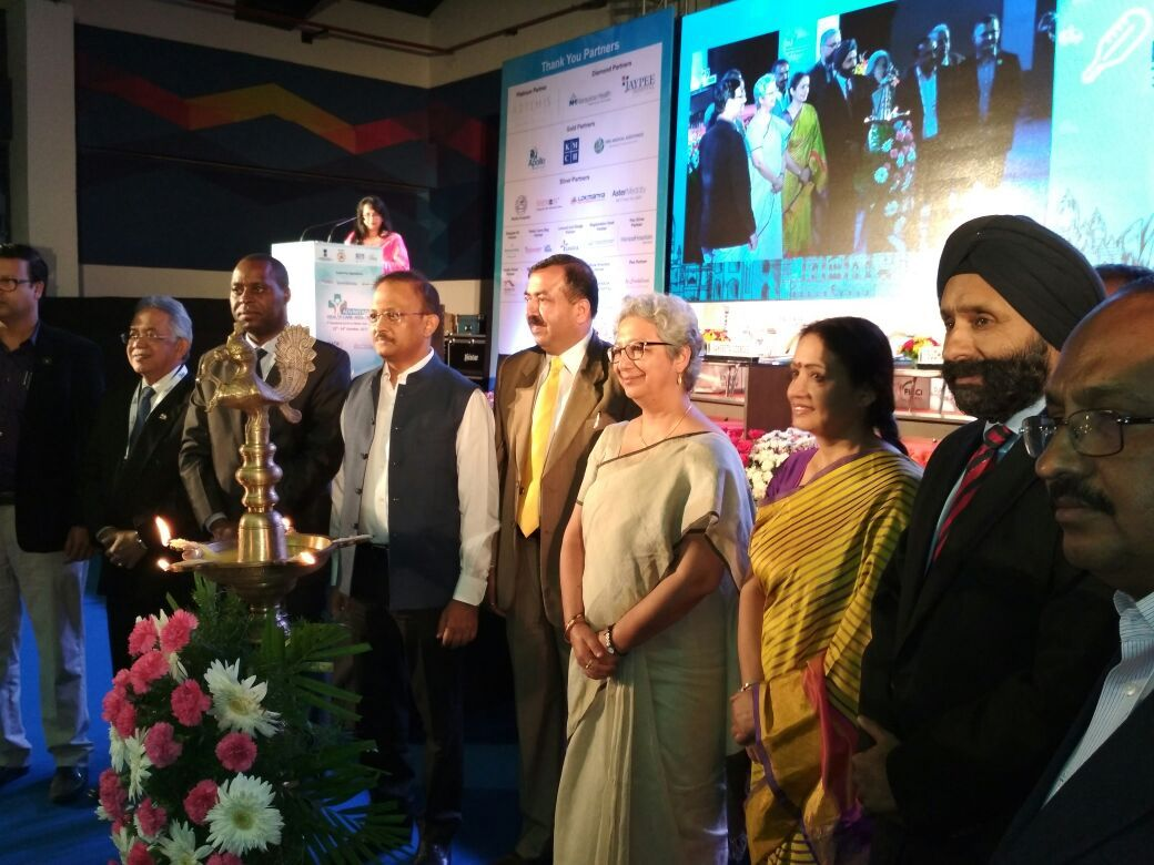 Advantage healthcare india 2017 begins medical tourism