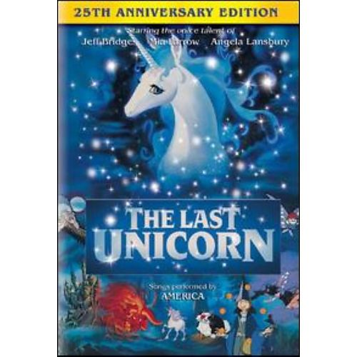 Last Unicorn 1982 Dvd Widescreen Lions Gate Records Toys R