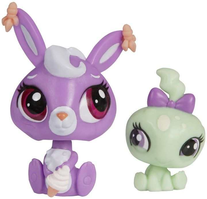 Littlest Pet Shop Bunny And Turtle