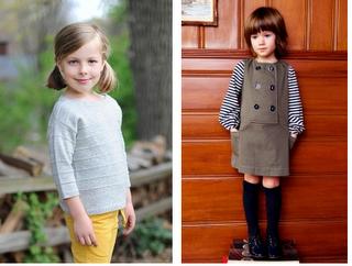 European chic kid fashion from Little Skye Boutique