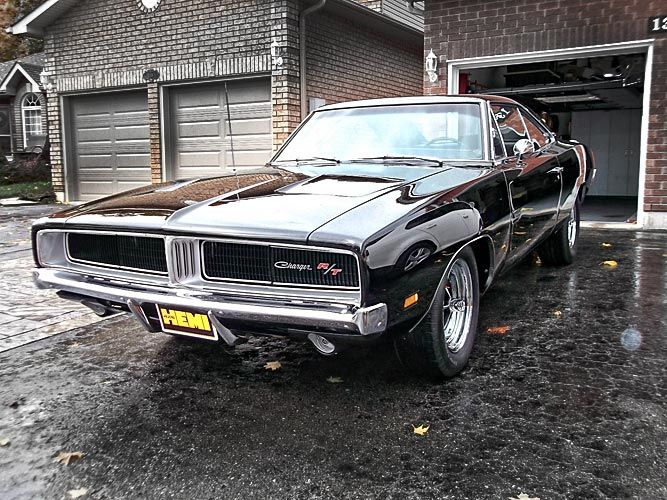 Pick Of The Day: 1969 Charger R/T 426 HEMI In New Hellcat Commercial! Click to F…