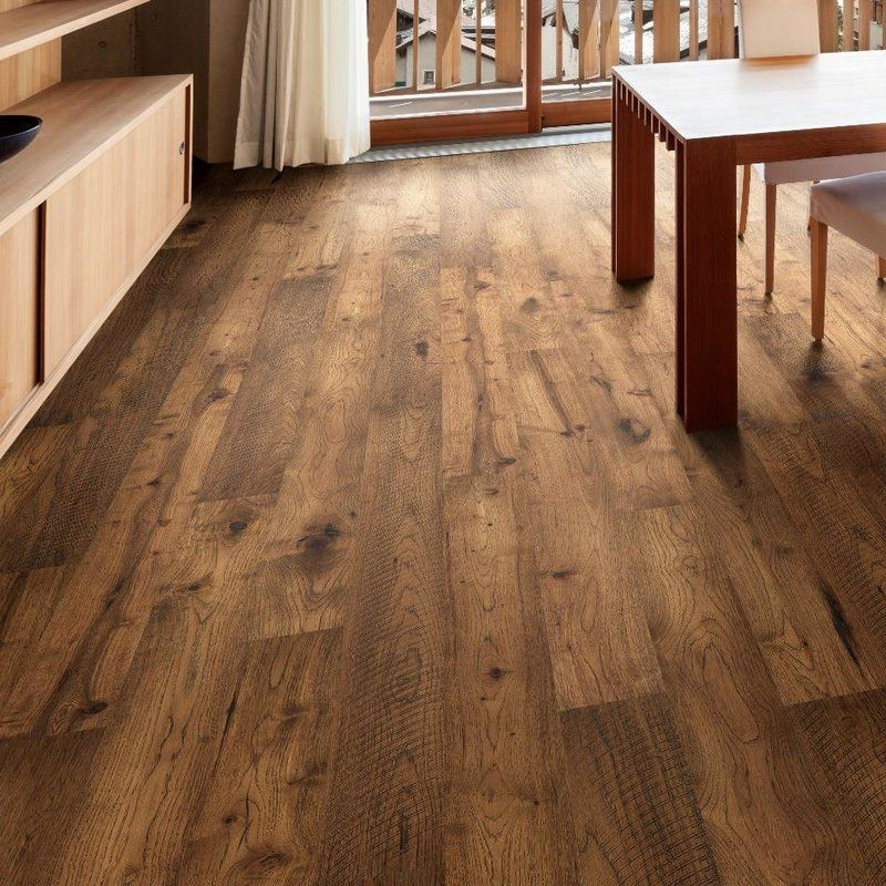 London Hickory 3 8 Thick X 7 1 2 Wide X Varying Length Engineered Hardwood Flooring With Images Hickory Hardwood Floors