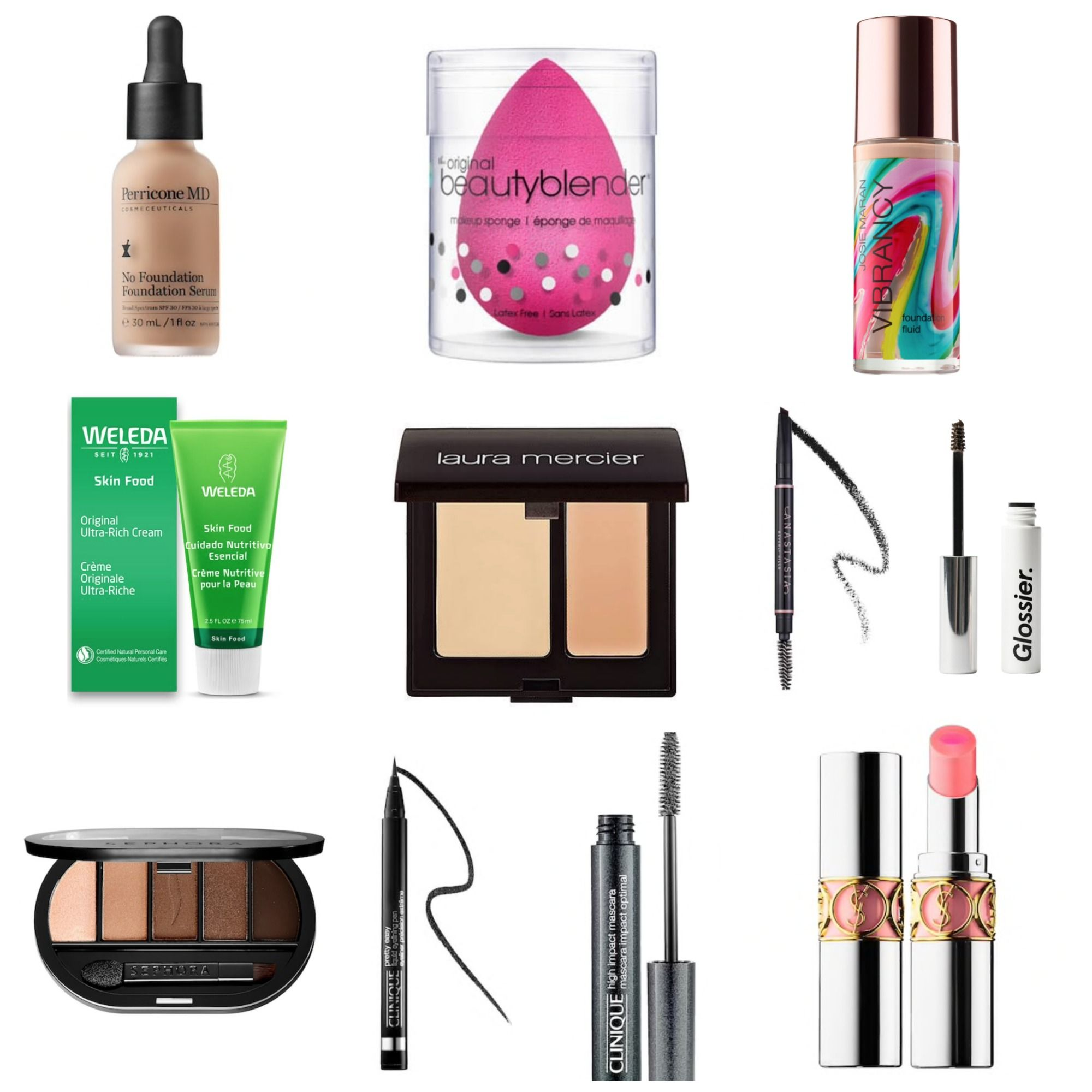 My Everyday Makeup Essentials Everyday makeup, Makeup