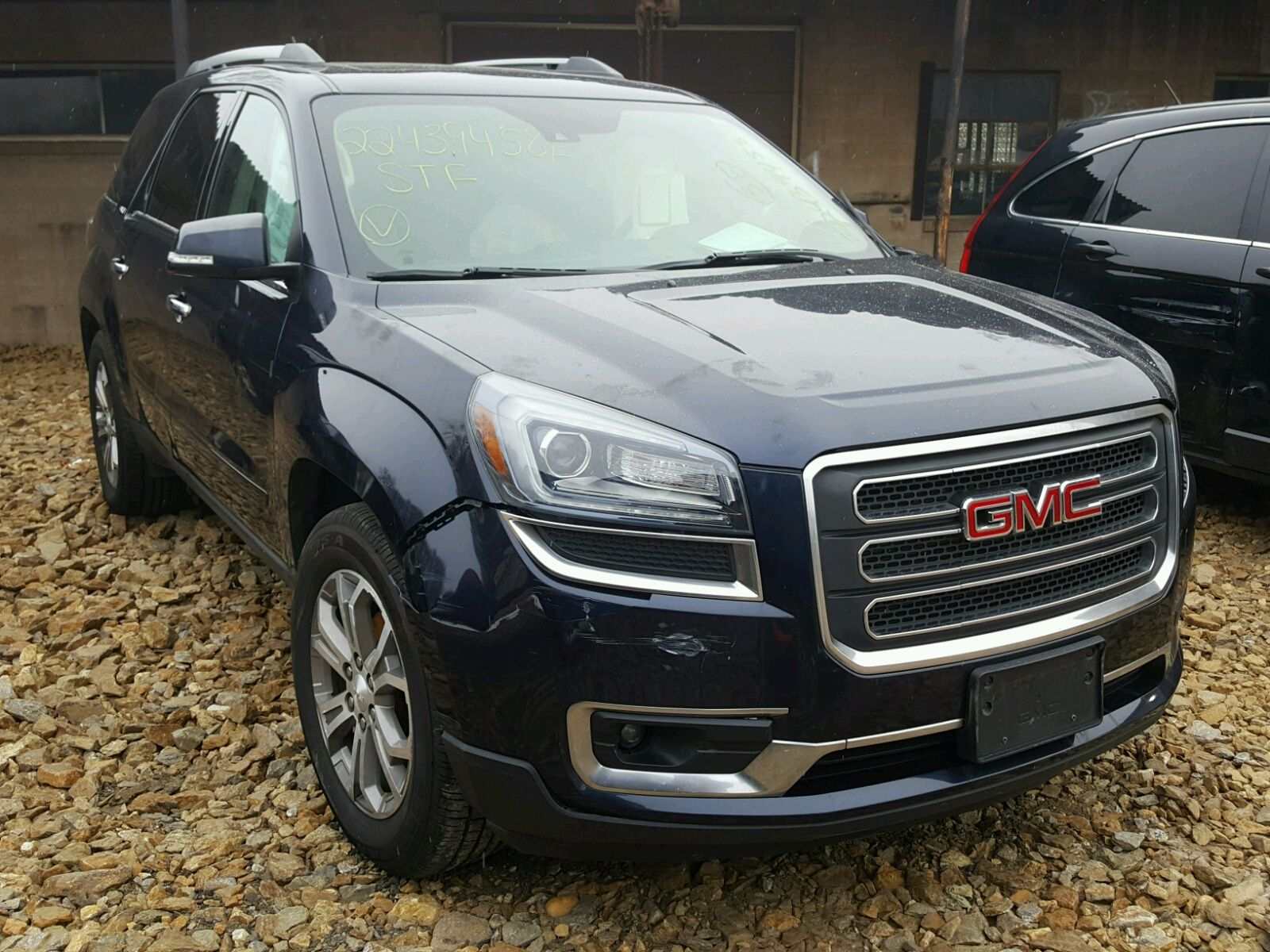 2015 #GMC #ACADIA SLT 3.6L for Sale at #Copart Auto Auction. Bid ...