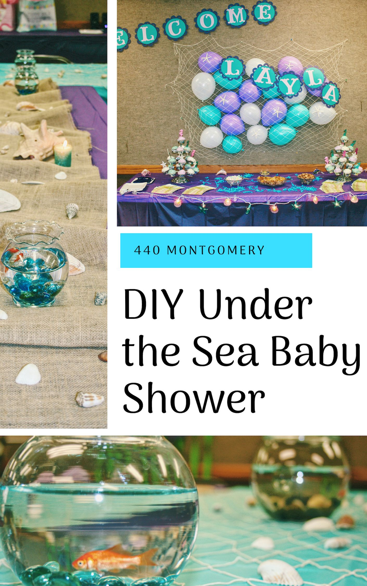 Under The Sea Baby Shower Diy Guide And Ideas Sea Baby Shower