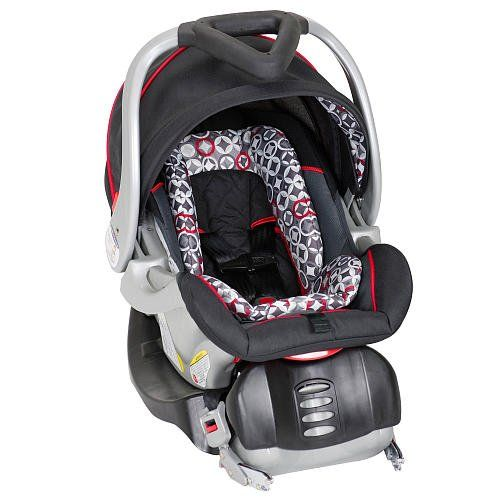Carseat Babies R Us By Baby Trend Flex Loc Infant Car Seat