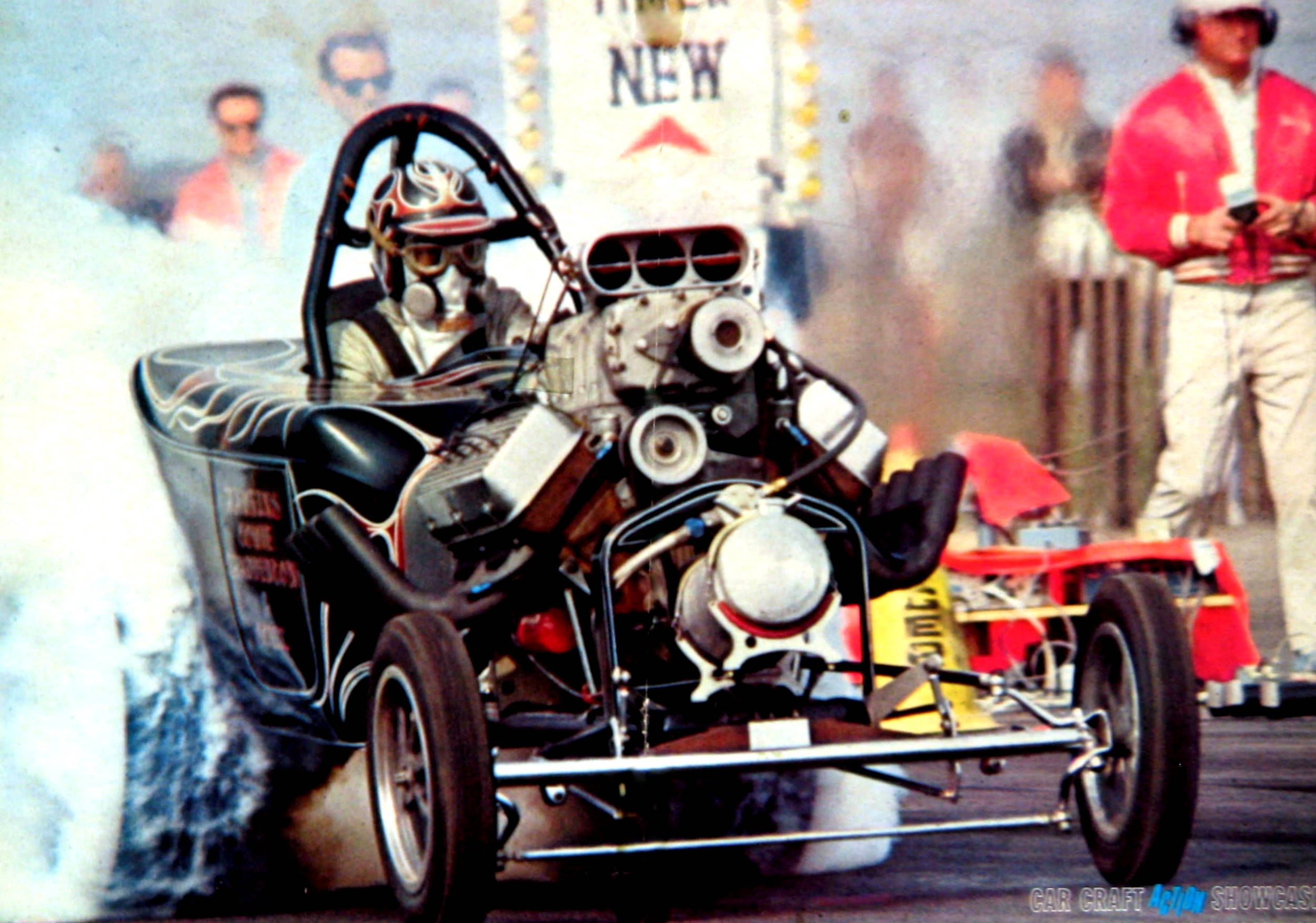 Old School - From the pages of Car Craft Hot Rod Magazines | Hot ...