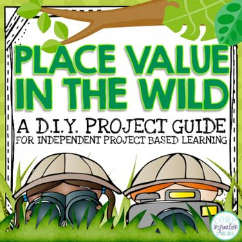 Place Value In The Wild - Place Value Project Based Learning (PBL - how to make an order form in word