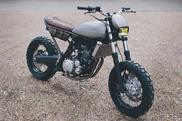 Yamaha xt660 tucano old empire motorcycles for Martins yamaha ocala
