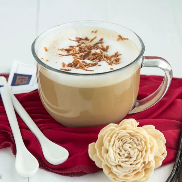 Vanilla Coconut Latte