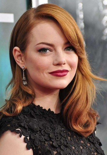Celebrity Red Hair Emma Stone With Red Hair Celebrities With Red Hair Redheaded Celebrities Red Hair Celebrities Emma Stone Hair Hairstyle