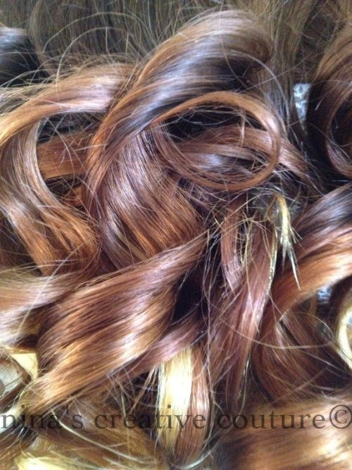 Ombre Brown To Blond Ombre Hair Extensionreverse Ombre Dark