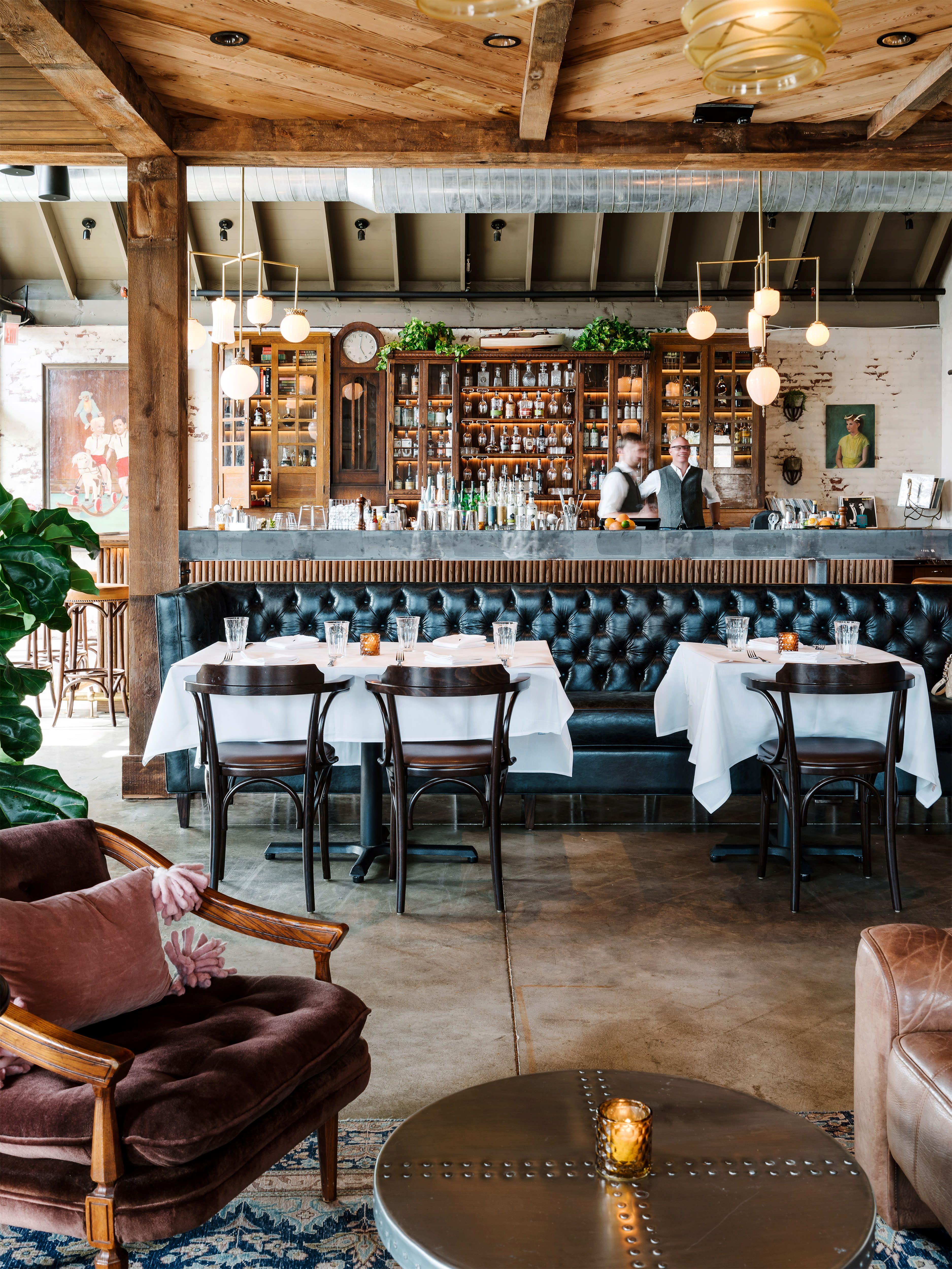 Inside Ford Fry S Newest Restaurant La Lucha In Houston Texas