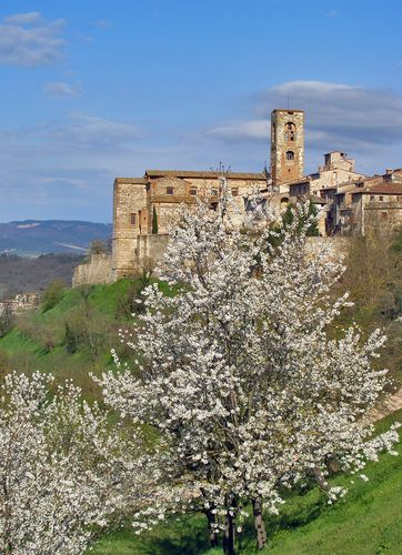 Colle val d'Elsa, Tuscany, Italy Siena