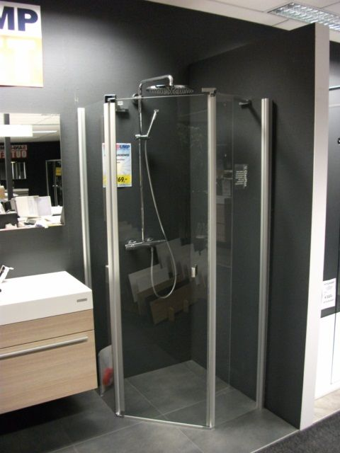 Sanidump Uitverkoop badkamermeubels, stoomcabines, wastafels ...