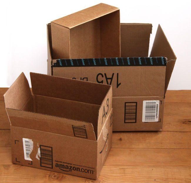 Amazon Pantry Organization