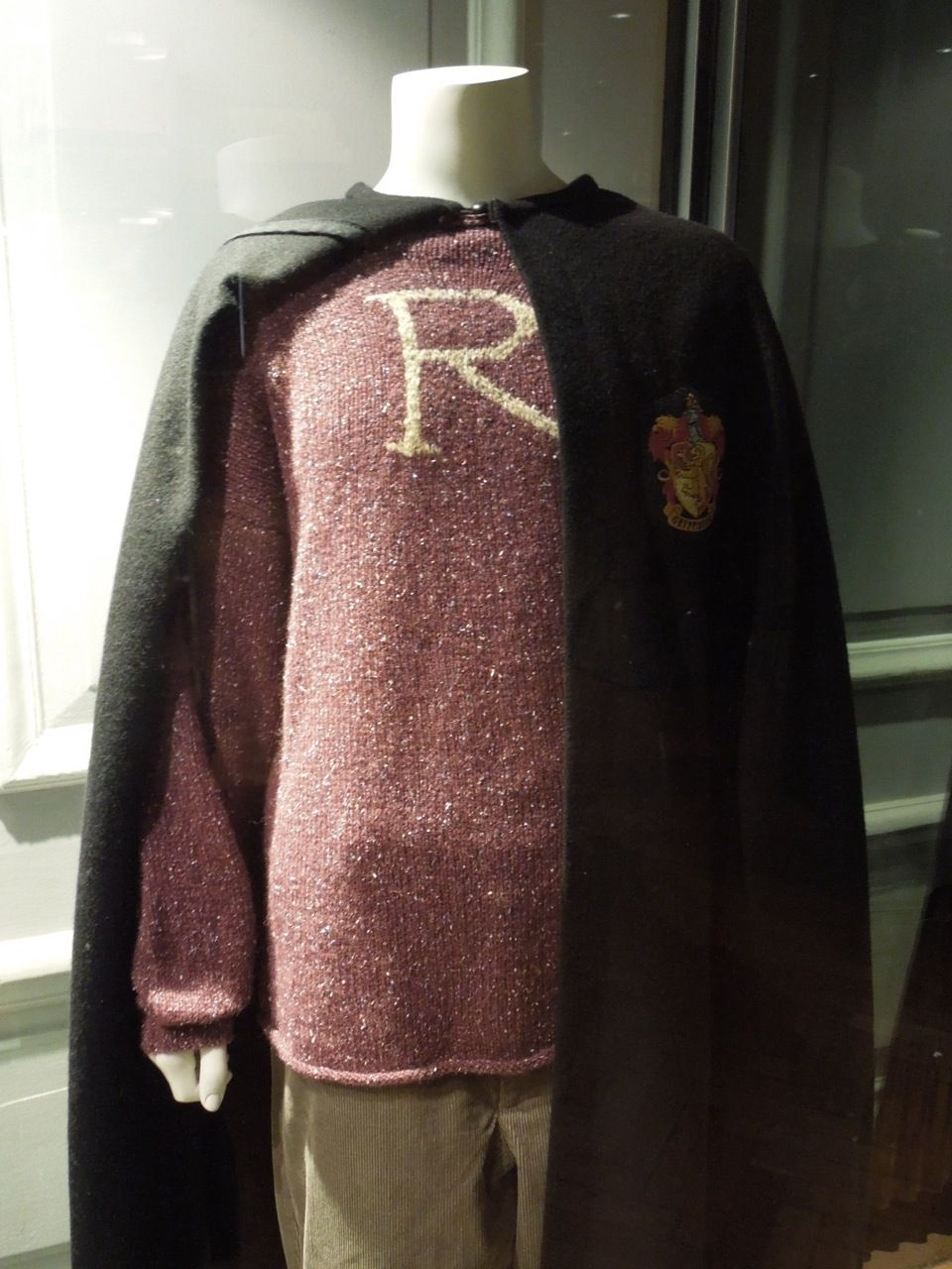 Hollywood Movie Costumes And Props Harry Potter Original Film