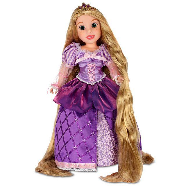 Rapunzel Princess Me Doll Princess Toys Princess Rapunzel Disney Tangled