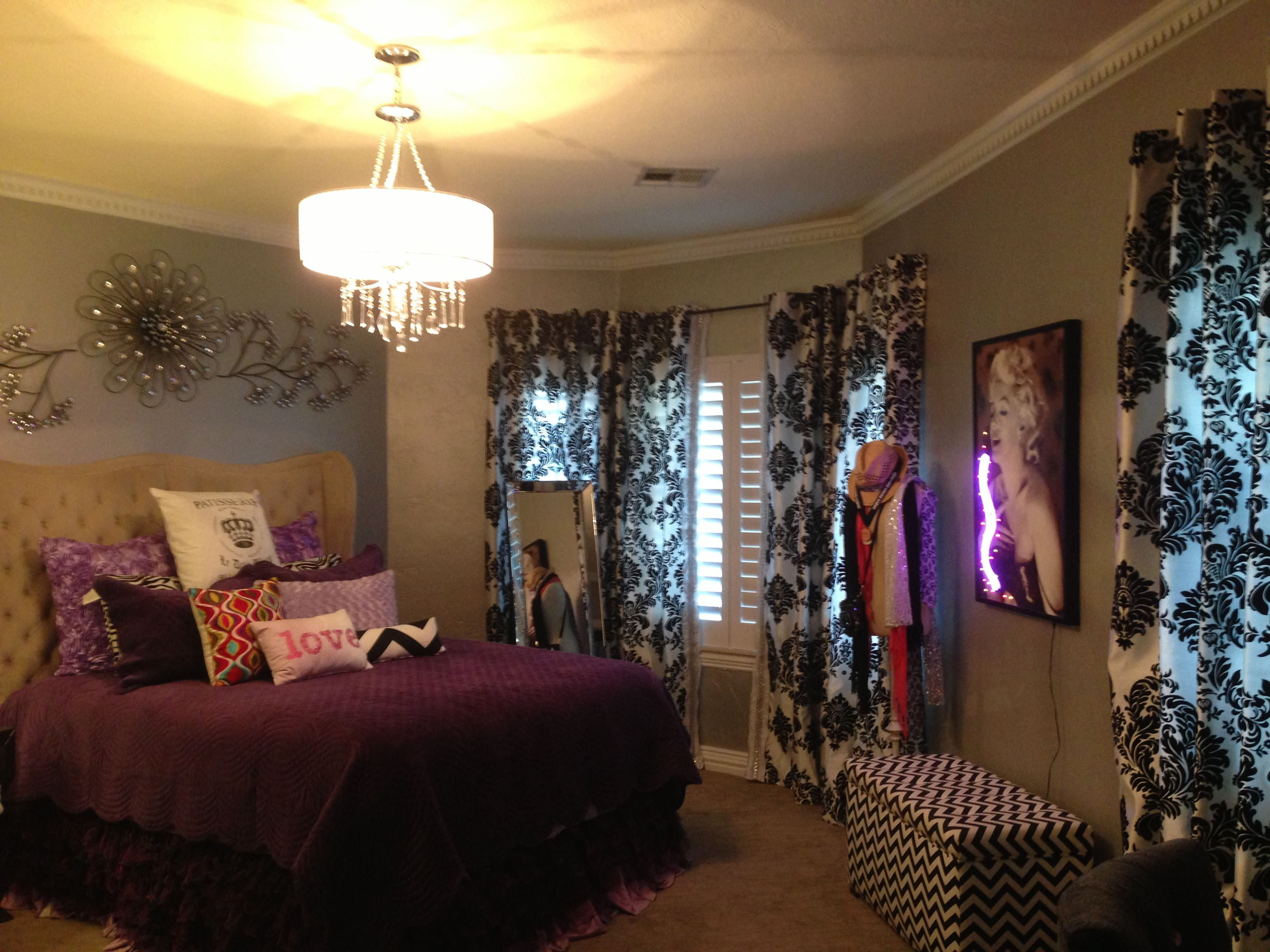 Girls Dream Bedrooms Custom Inspiration Design