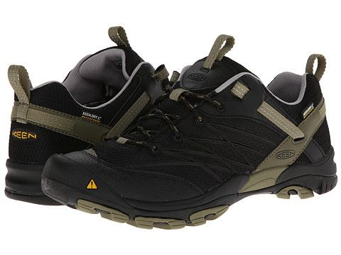 Keen Marshall WP Black/Burnt Olive - Zappos.com Free Shipping BOTH Ways