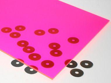 Fluorescent Pink Acrylic Sheet | Cosplayyyy | Acrylic sheets
