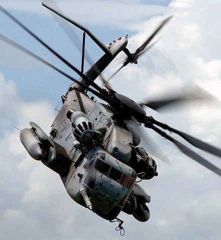 Helicóptero, Ejército, Militar
