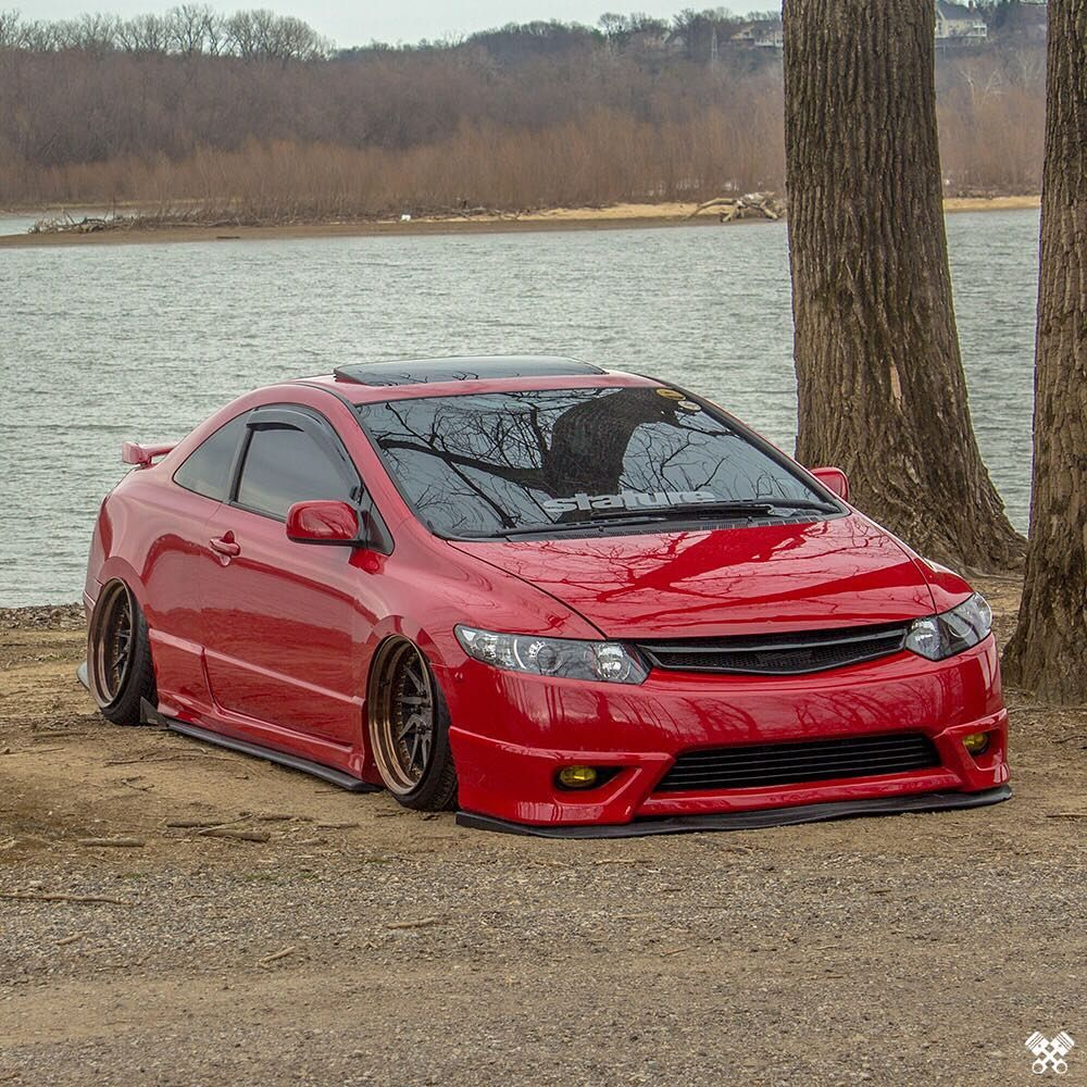"tunerjdmcars en Instagram ""2007 Honda Civic Si Join the"