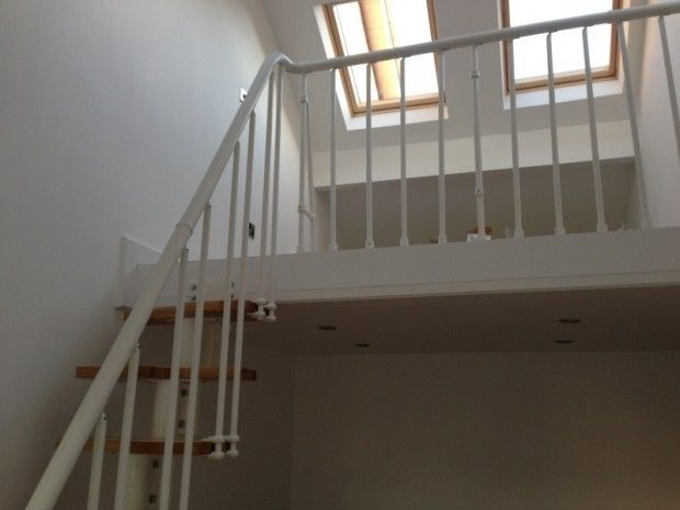 Mezzanine Loft Conversion garage conversion mezzanine floor | workshop | pinterest