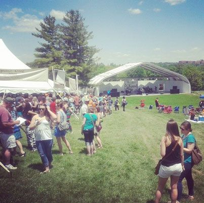 Great Grapes Wine & Food Festival in Hunt Valley, MD May 31 - June 1 2014