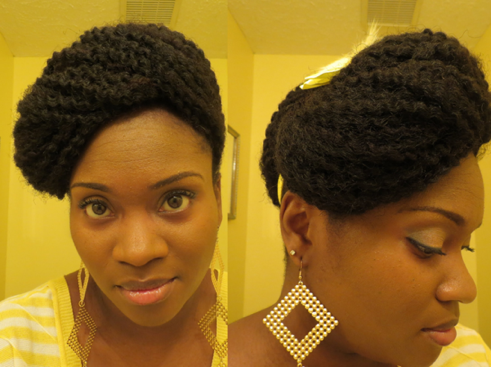 8 Beautiful Styles for Fine, Thin (Low‐Density) Natural Hair ...