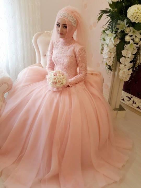 Httphijabiworldsimple islamic wedding dresses wedding httphijabiworldsimple islamic wedding dresses junglespirit Images