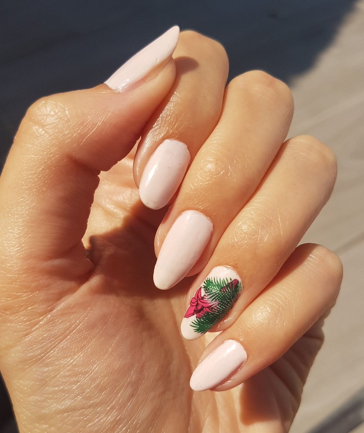Moyou stamp nail tropical flower power nails pinterest moyou stamp nail tropical flower power izmirmasajfo