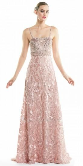 Velvet Damask Long Evening Dresses By Sue Wong   SUE WONG at ...