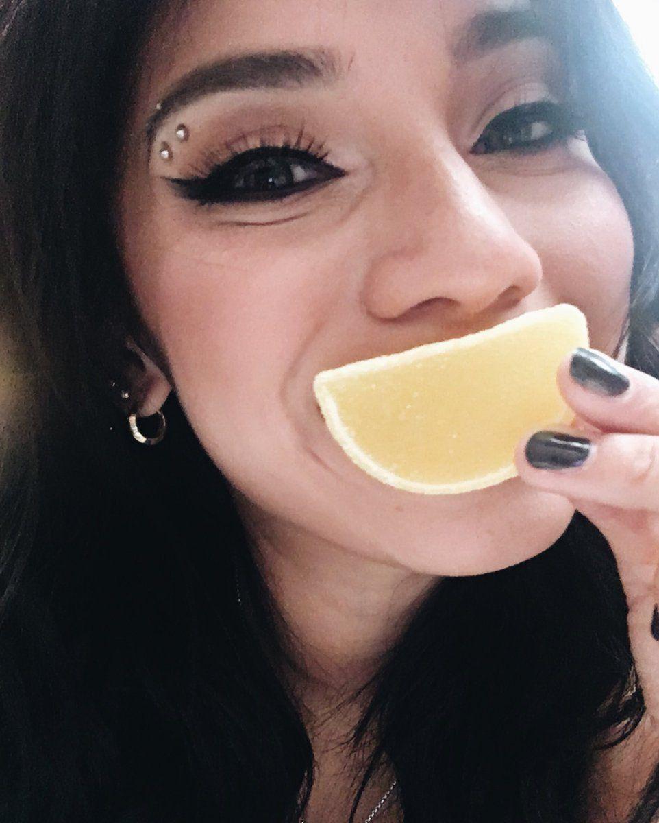 Kirstin I Love Smiling Smilings My Favorite Eyebrow Piercing